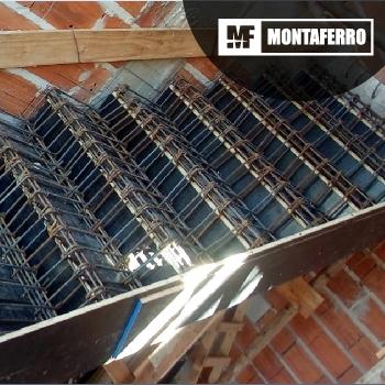 Ferro para Escada Cascata - 1