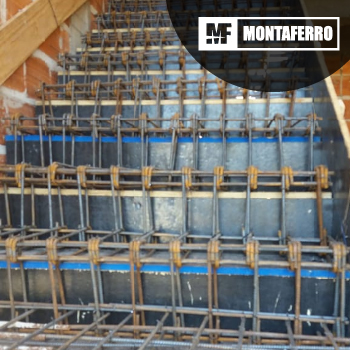 Ferro para Escada Cascata - 2