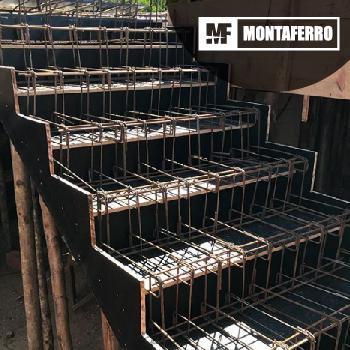 Ferro para Escada Cascata - 4
