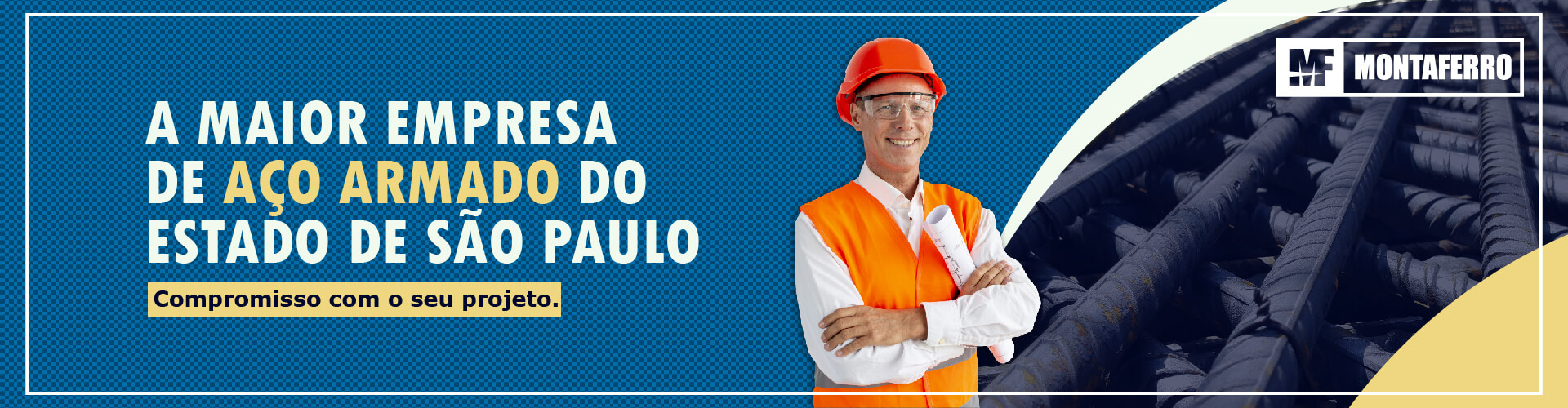 A maior empresa de Açõ Armado do Estado de São Paulo
