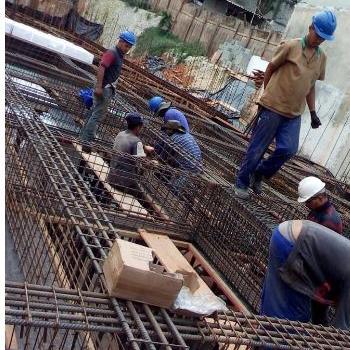 Coluna para Construção na Ponte Rasa
