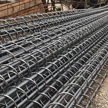 Estacas para Construção na Ponte Rasa