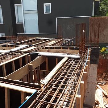 Fabrica Colunas de Ferro na Vila Mariana