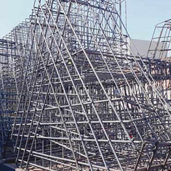 Ferro Armado para Construção Civil na Santa Efigênia