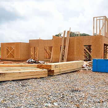 Tabuas para construção no Centro