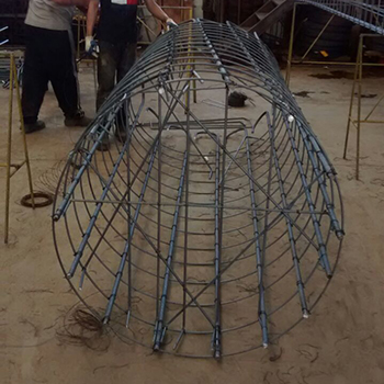 Tubulão para fundação em Moema