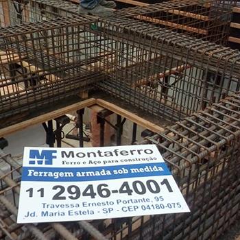 Vigas para Construção no Jardim Paulista