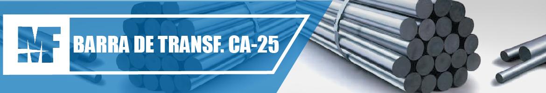 Barras de Transferência CA 25