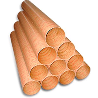 Tubos de papelão para concreto